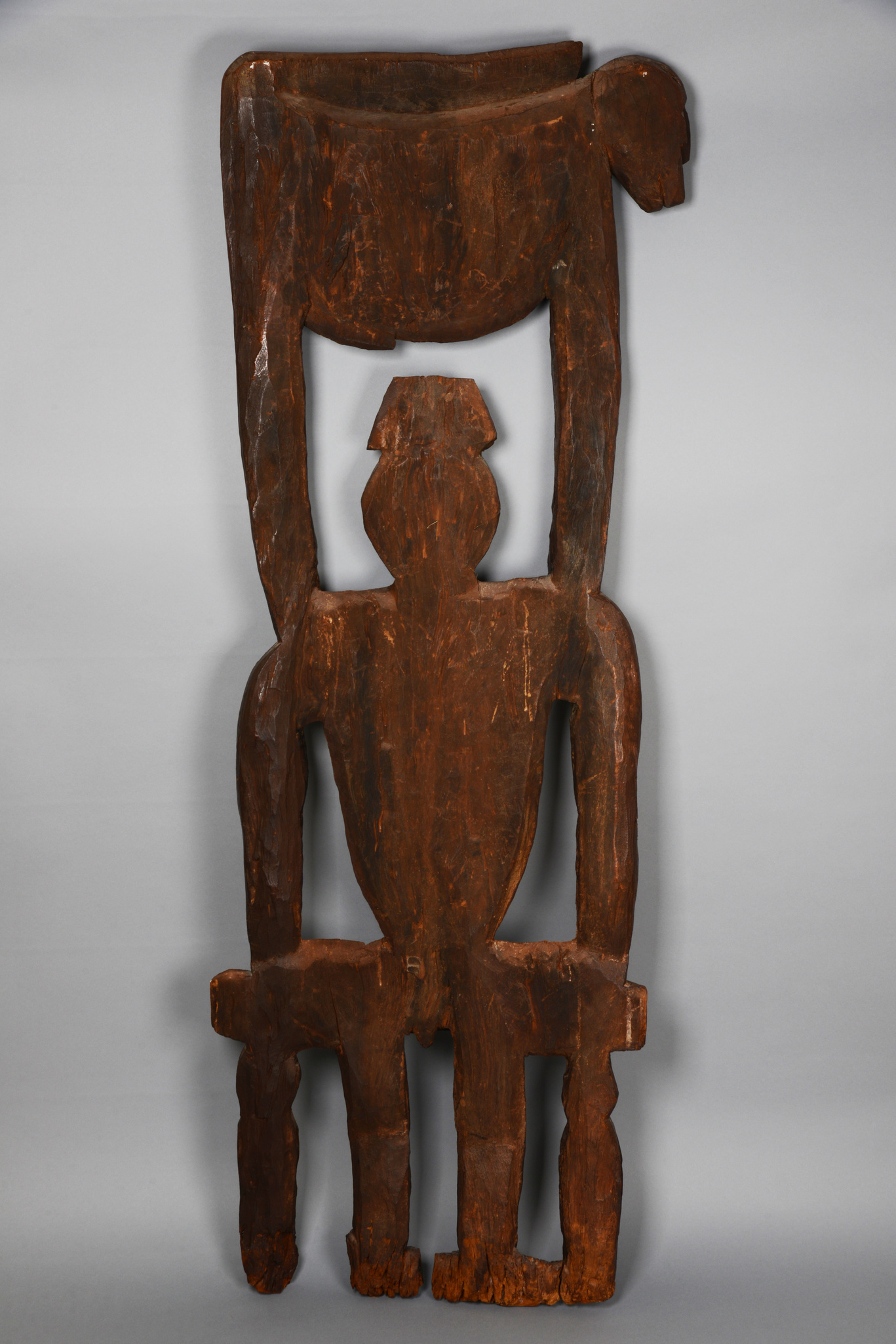 "Rare figural sculpture ""izemize"""