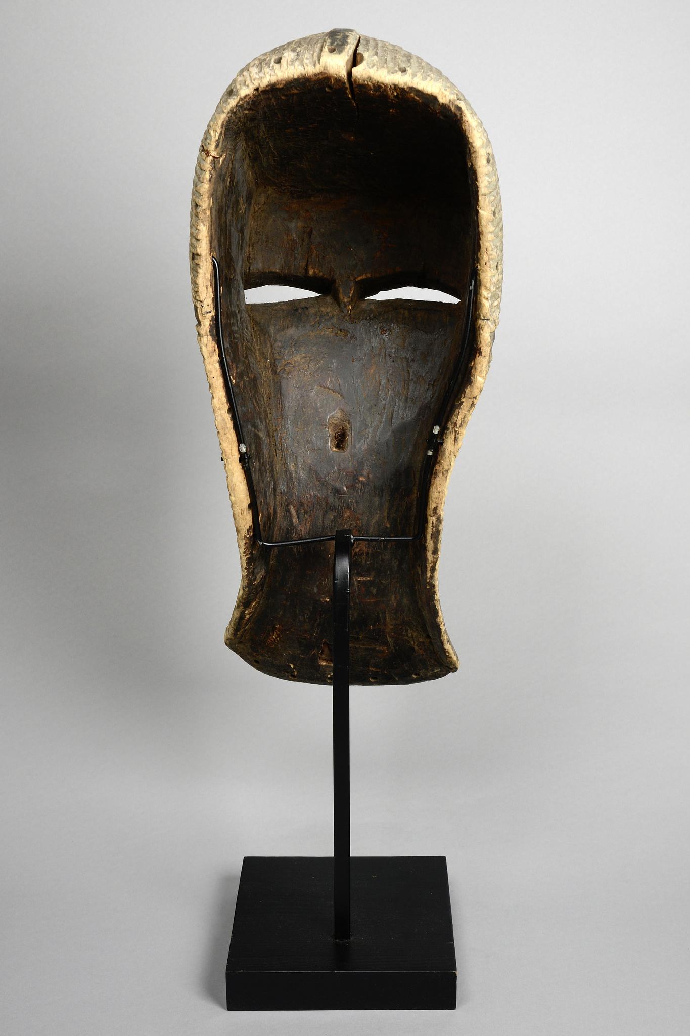 "Female kifwebe"" mask ""kikashi"""