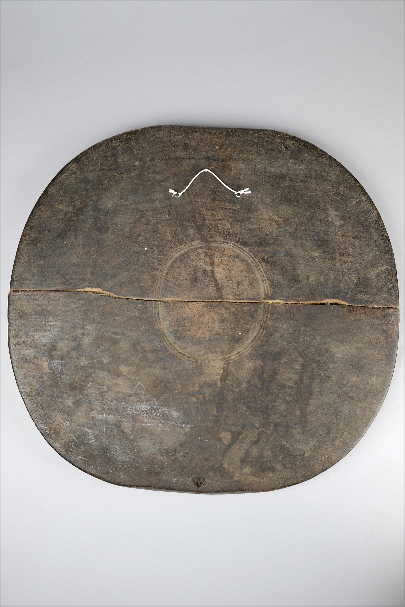 "Large divination tray ""opon ifa"""