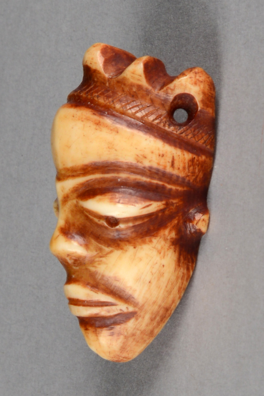 "Mask-pendant ""gikhoko"" (pl. ""ikhoko"")"