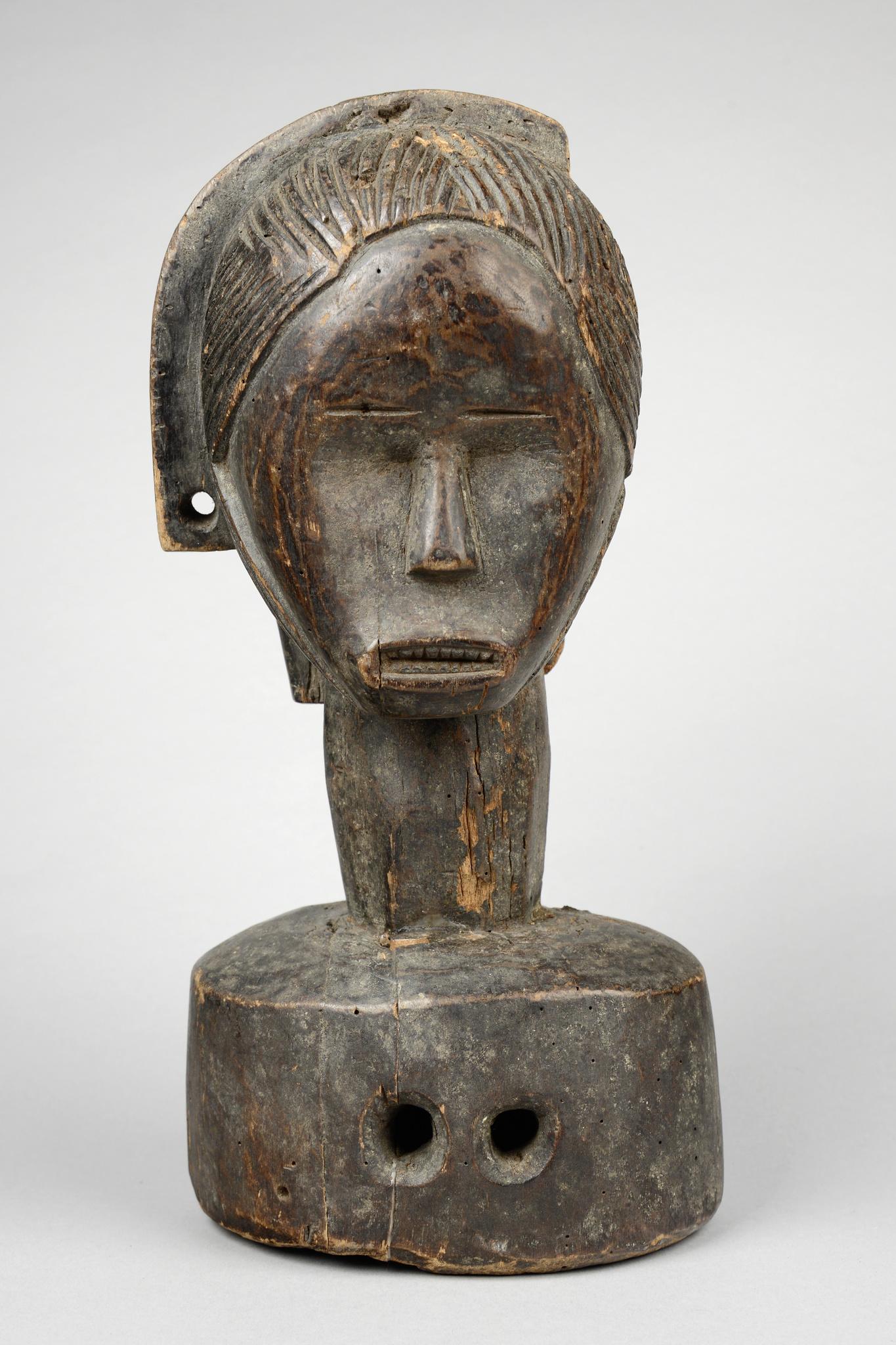Anthropomorphic head