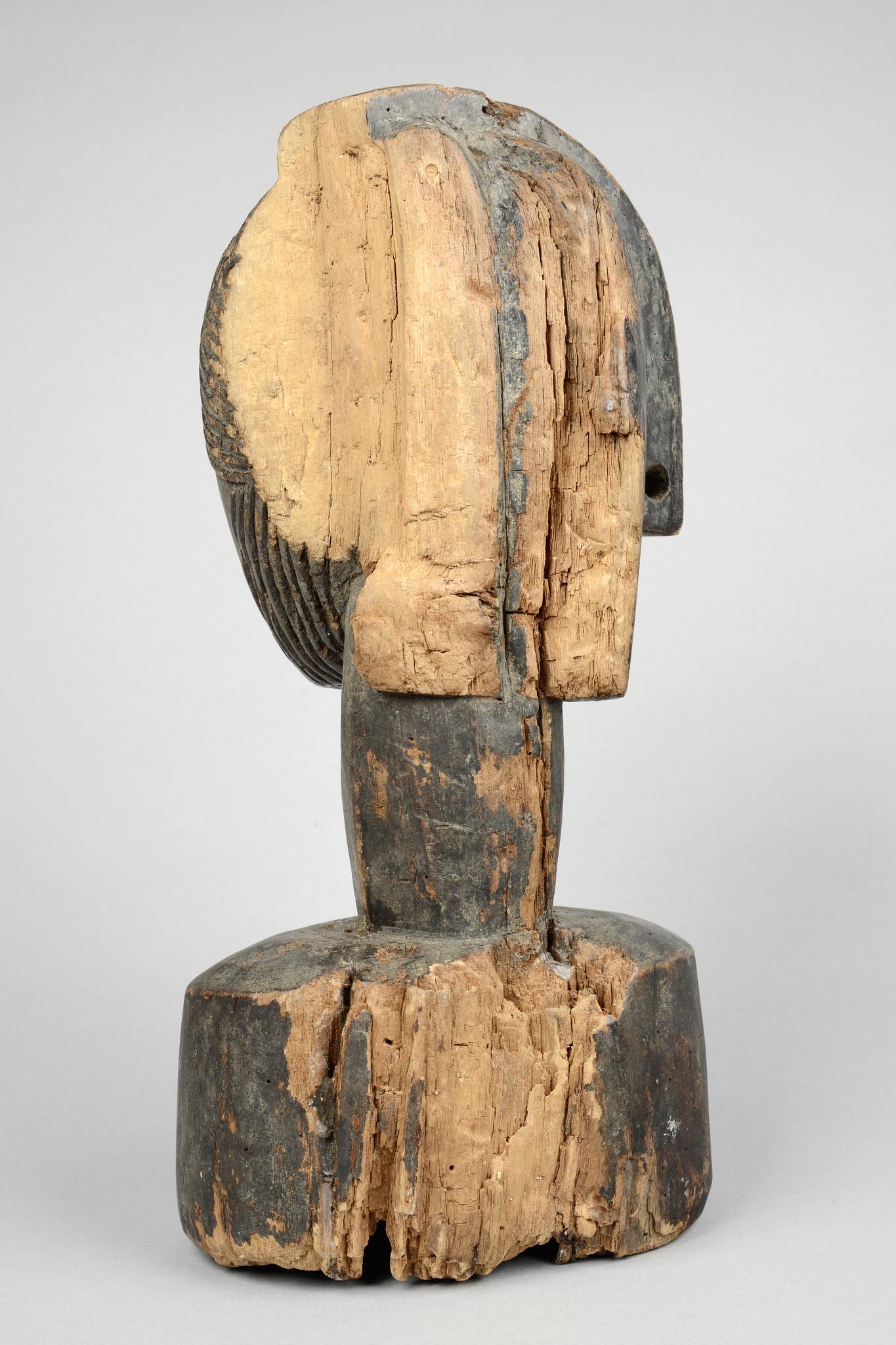 Anthropomorpher Kopf