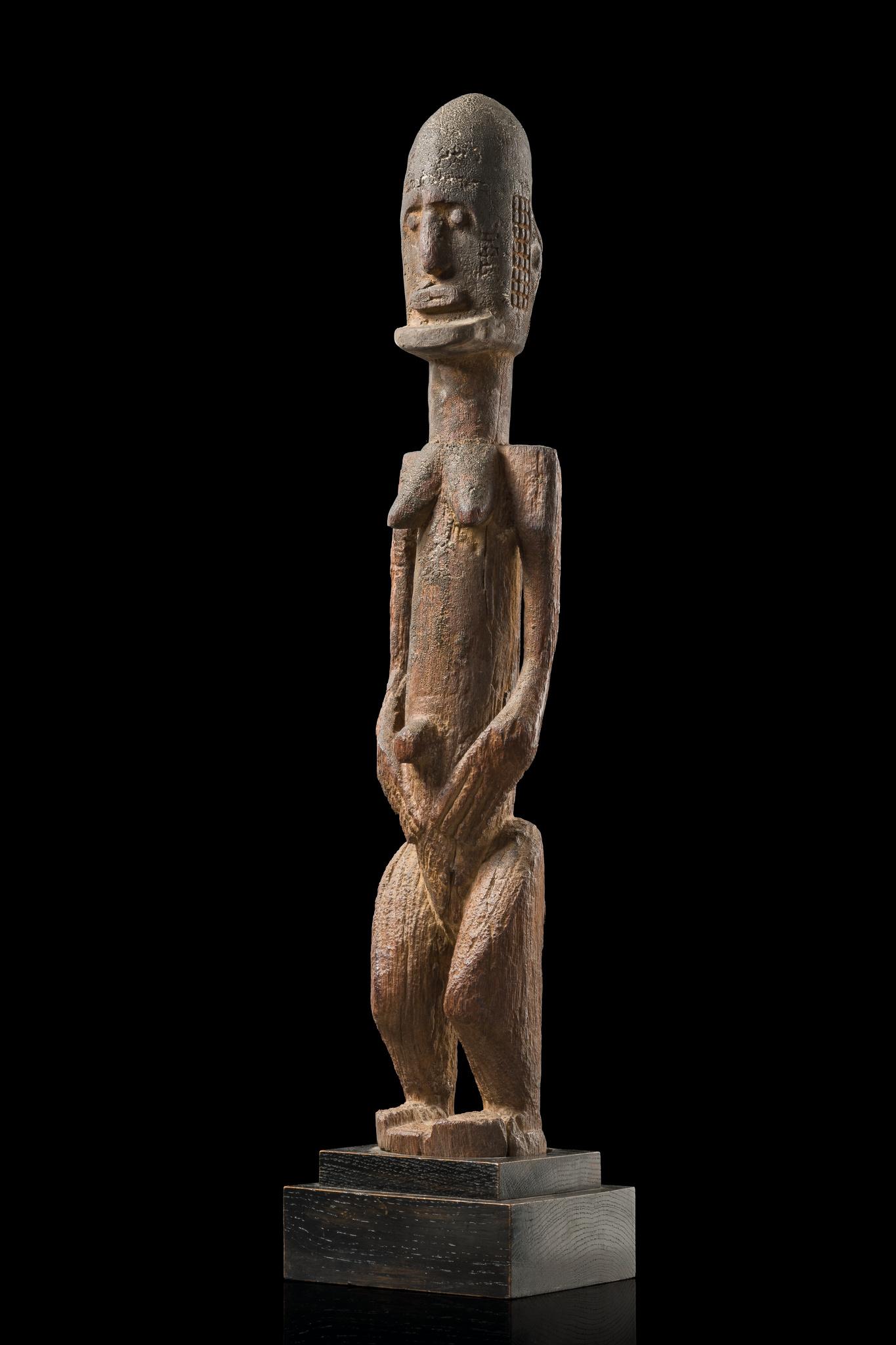 "Figure of a ""hermaphrodite"""