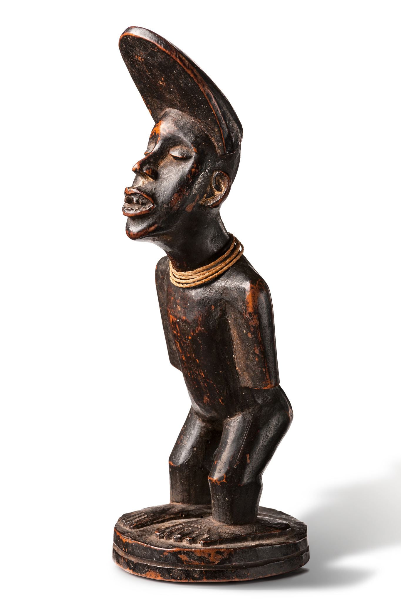 "Power figure  ""nkisi nkondi"""