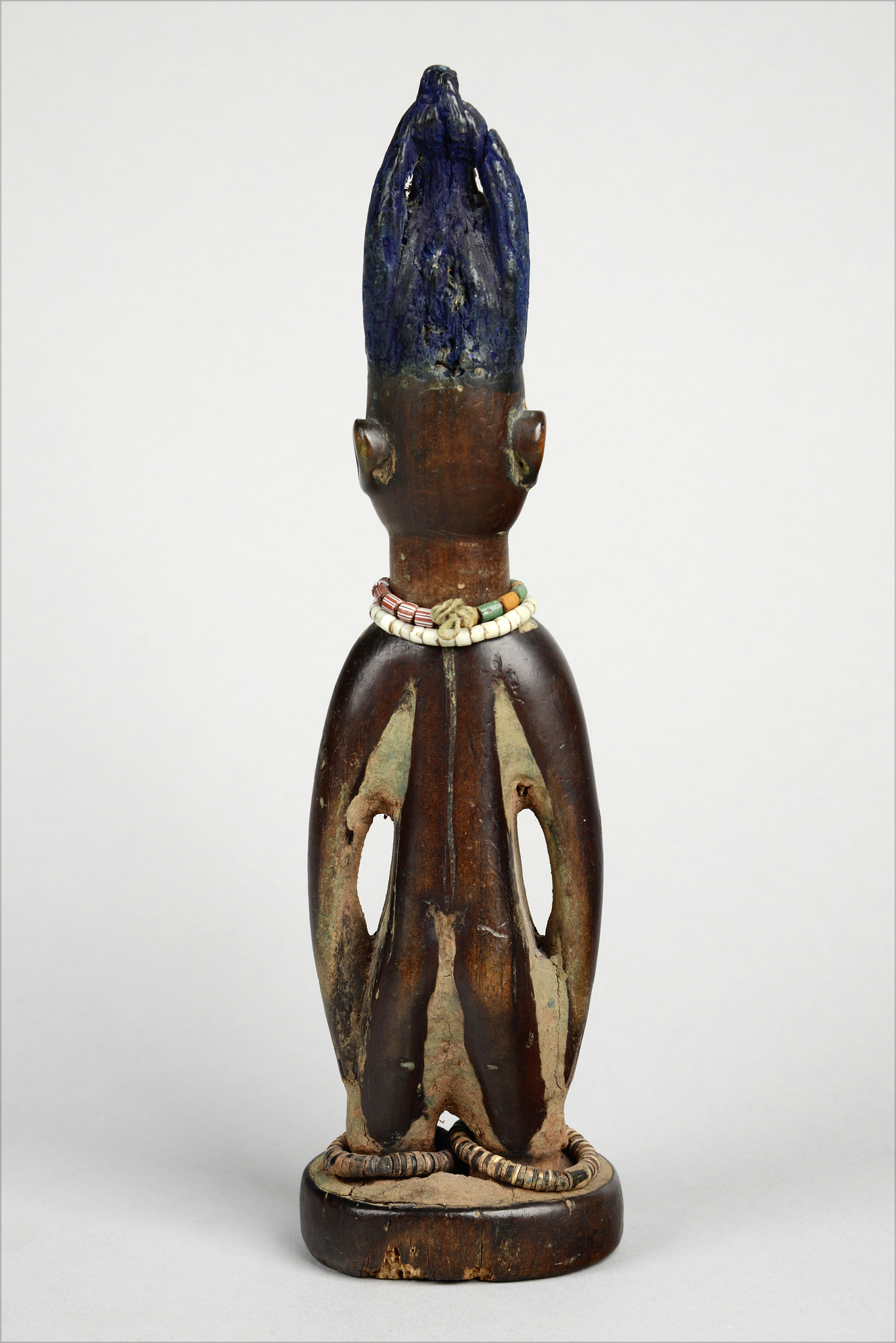"Male twin figure ""ere ibeji"""