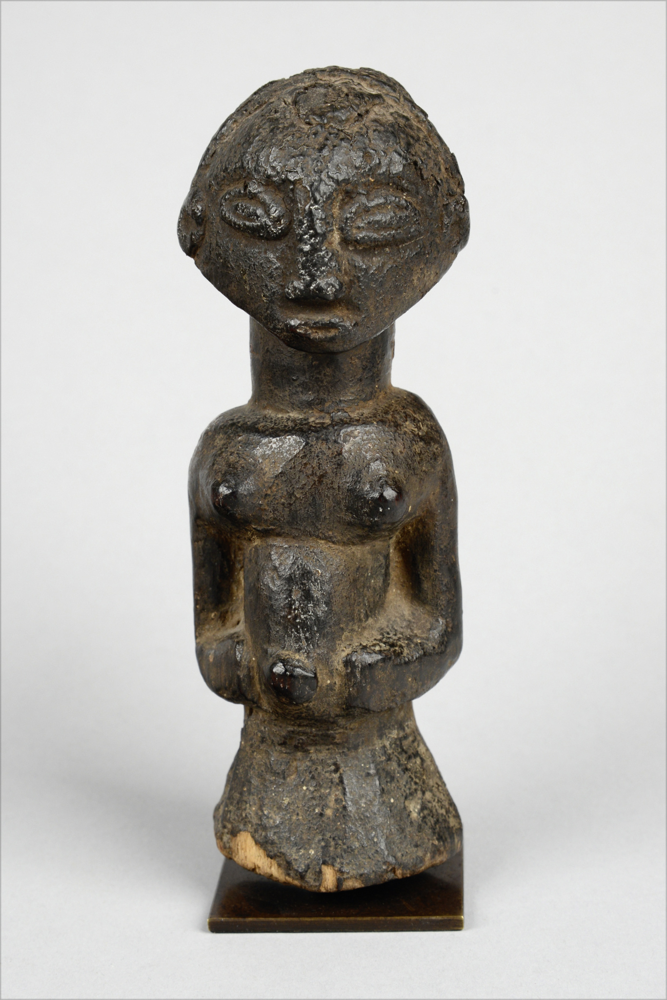 "Female power half figure ""kakudji"""