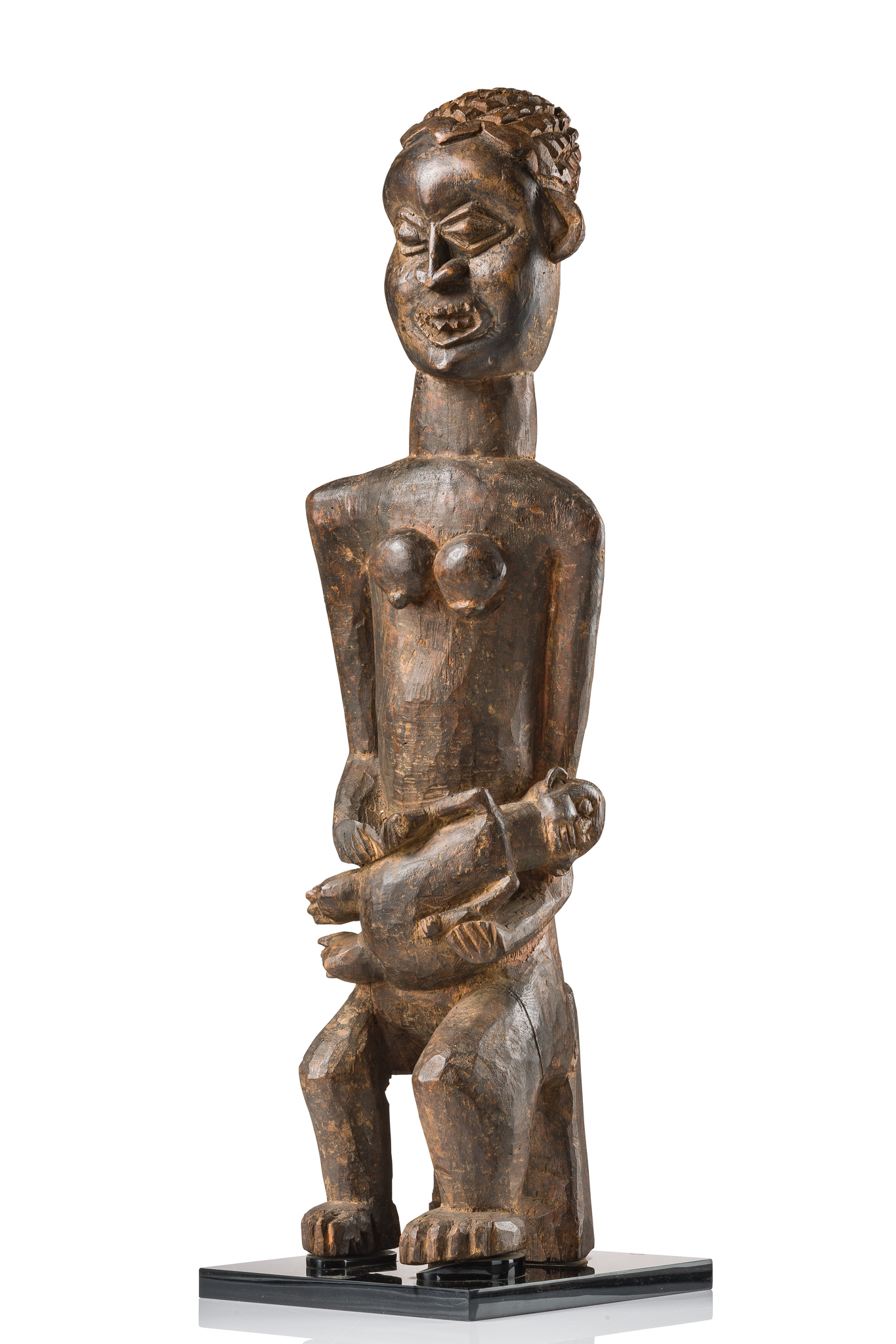 Commemorative maternity figure