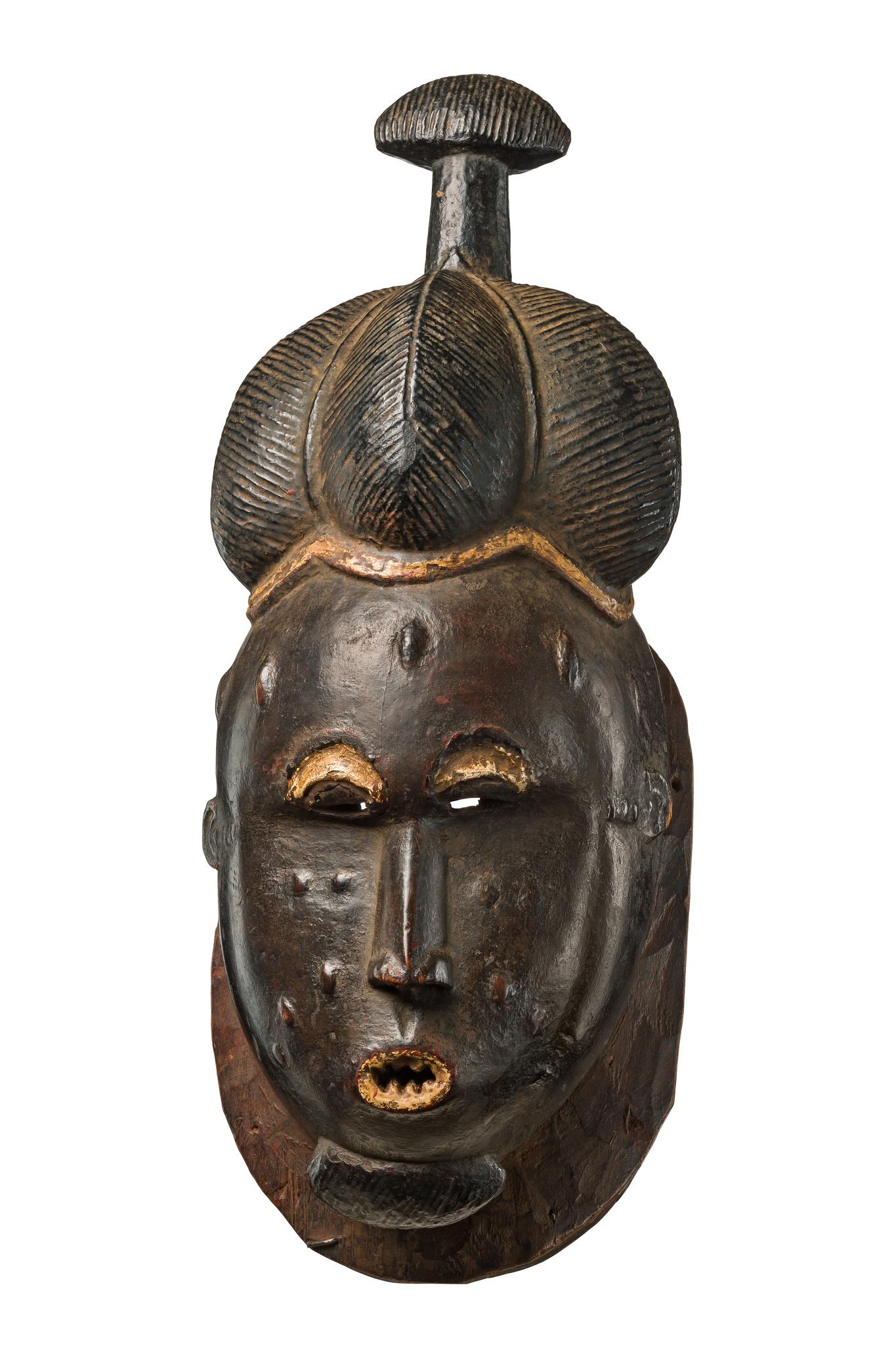 """Anthropomorphic face mask """"kpan"""""""