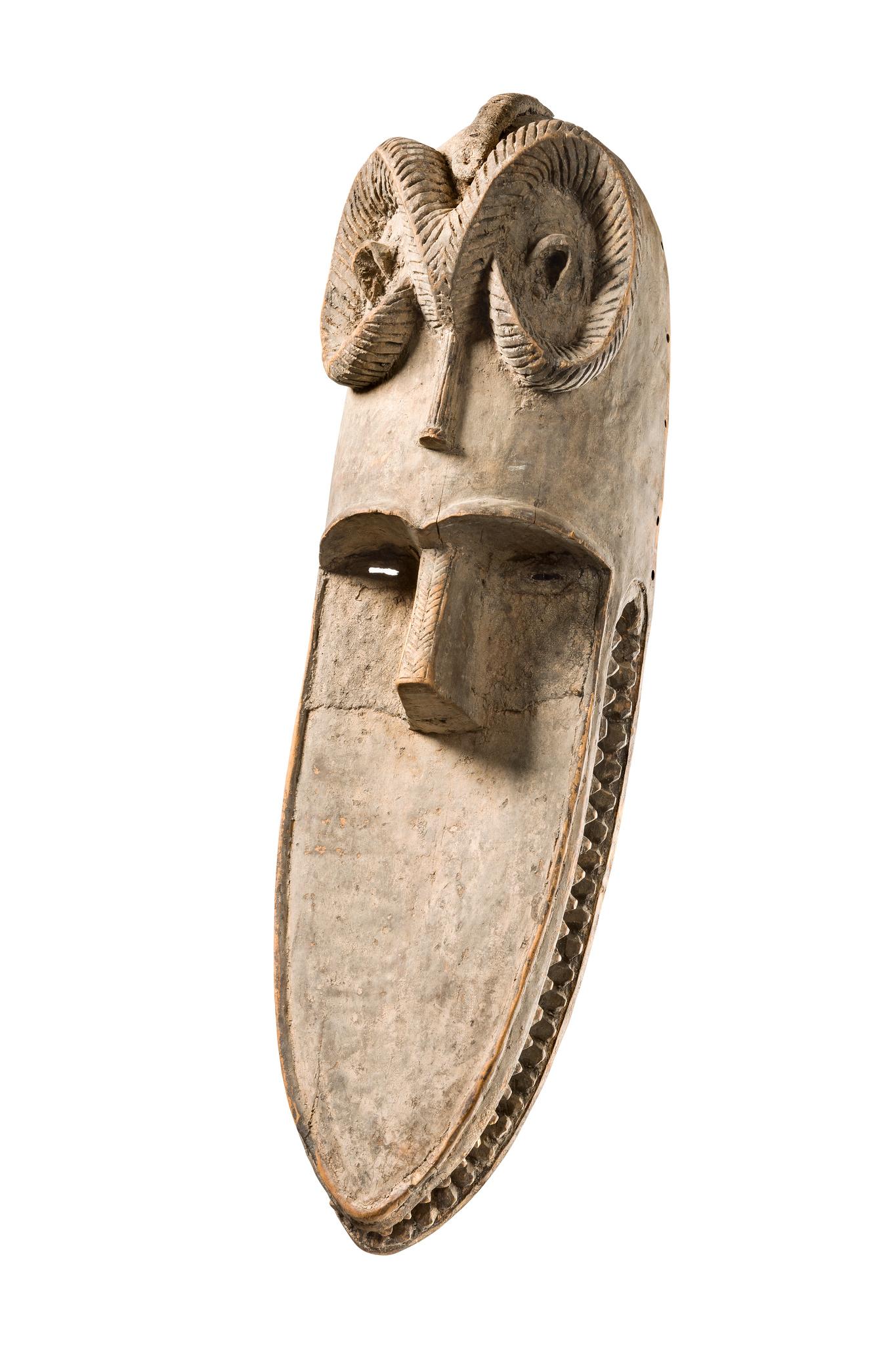 """Rare mask """"okobuzogui"""""""