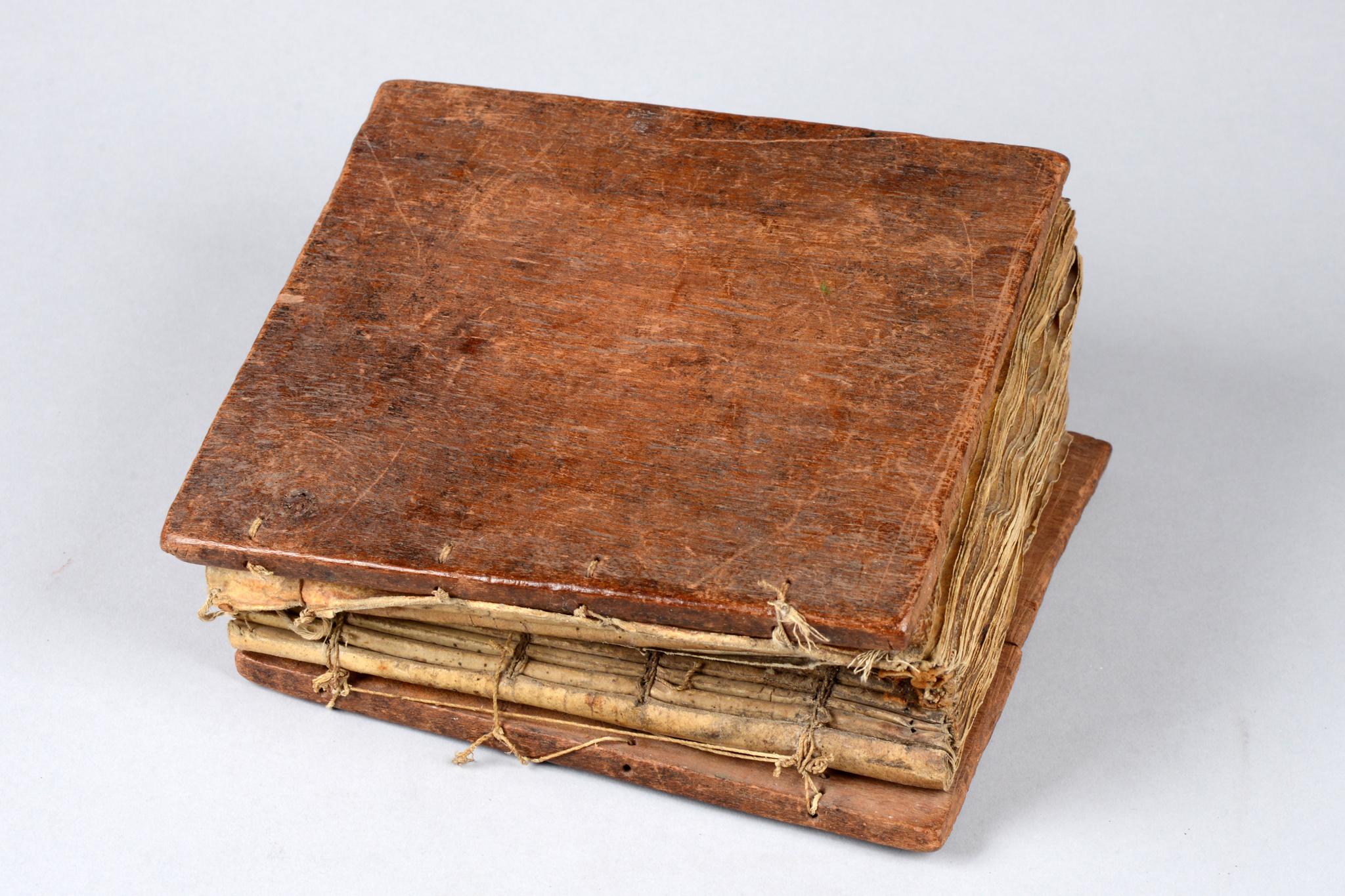 Coptic psalm book, ethiopian manuscript, 18th century