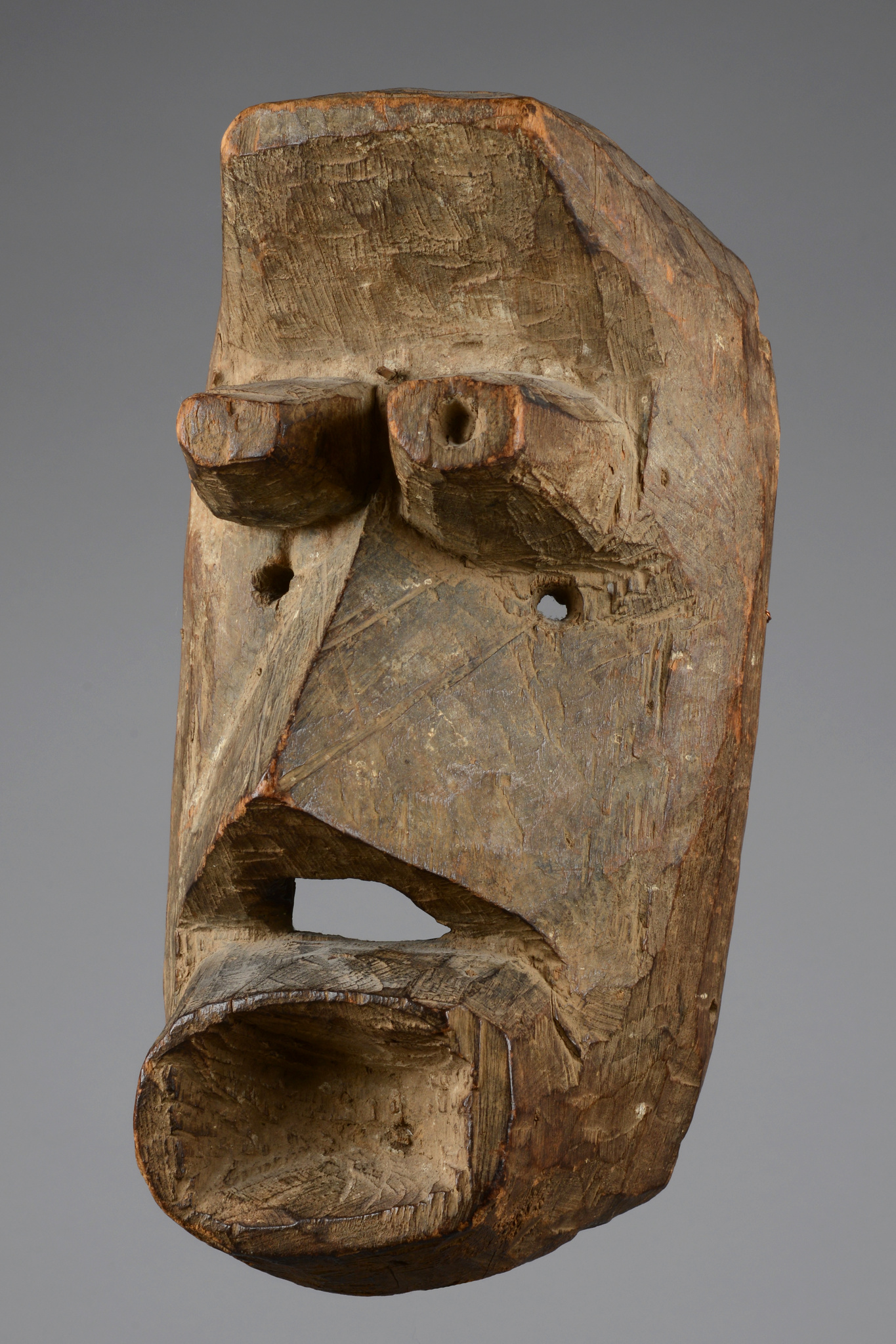 Anthropo-/zoomorphic face mask