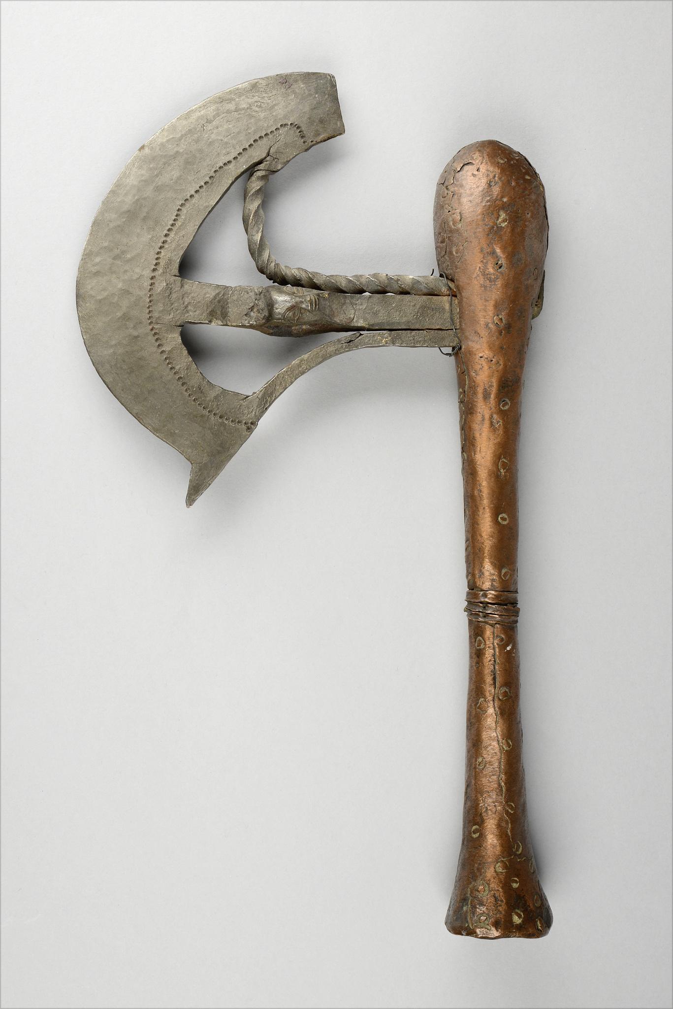 """Prestige axe """"kilonda"""" or """"kasuyu"""""""