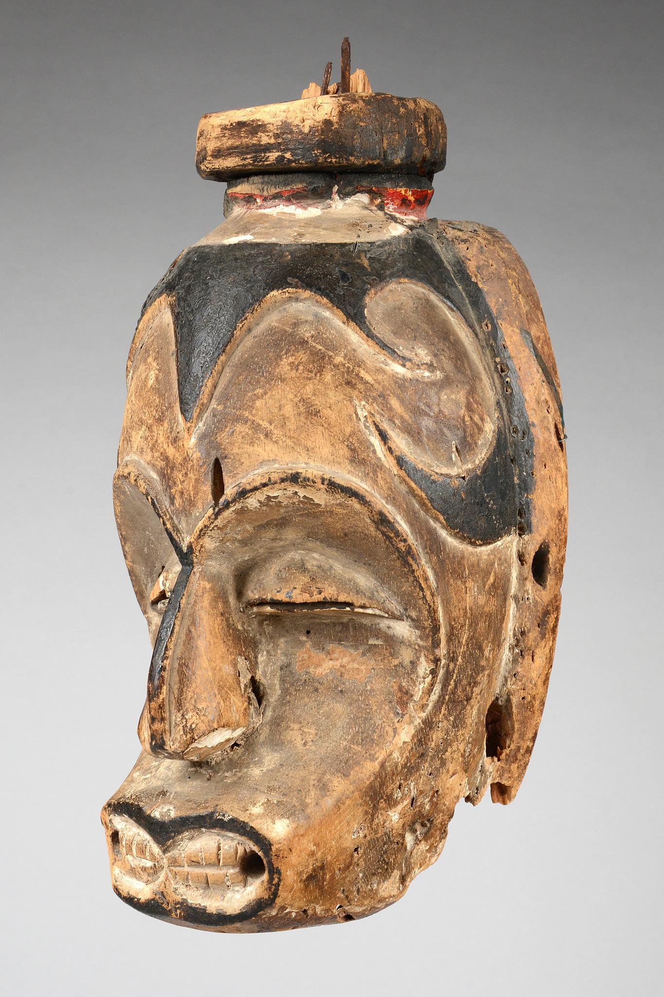 "Anthropomorphic mask ""okoroshi"""