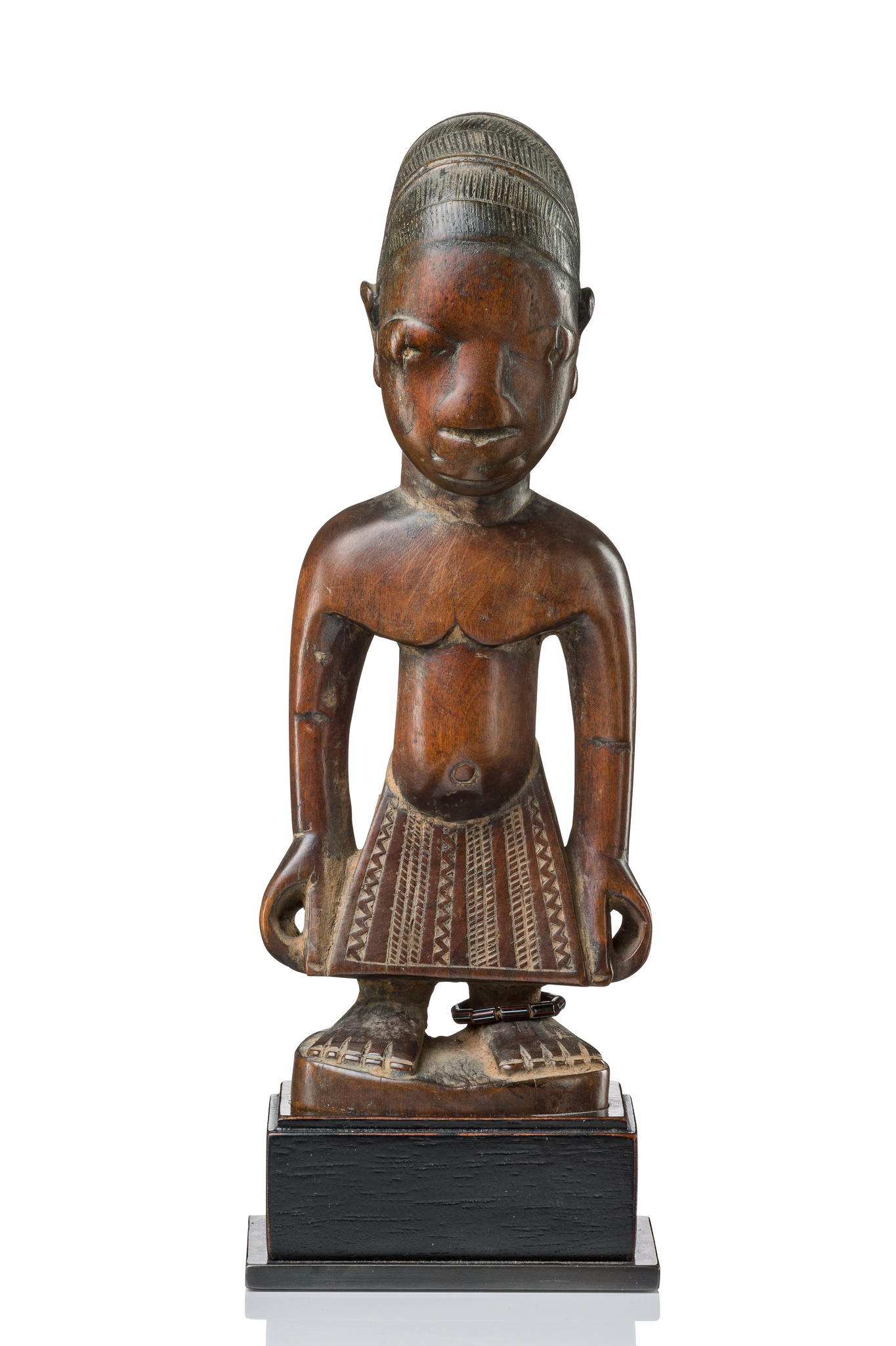 "Male twin figure ""ere ibeji"""