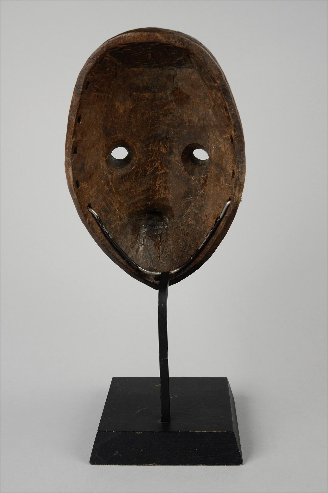 """Anthropomorphe Gesichtsmaske """"bagle"""" oder """"zakpai"""" (""""Feuerwächter"""")"""