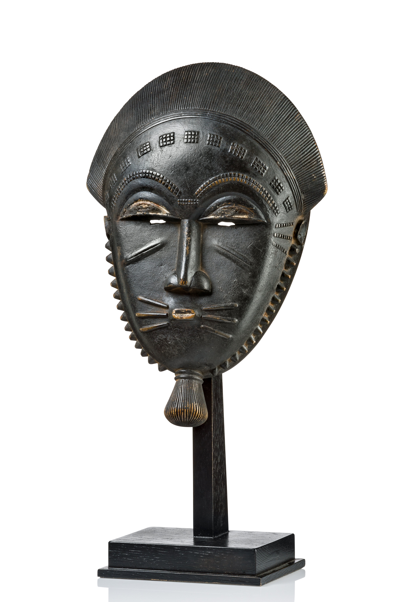 "Beautiful portrait mask ""ndoma"""