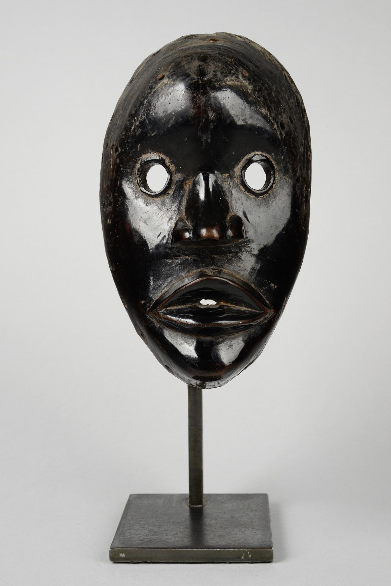 "Anthropomorphe Gesichtsmaske ""zakpai"""