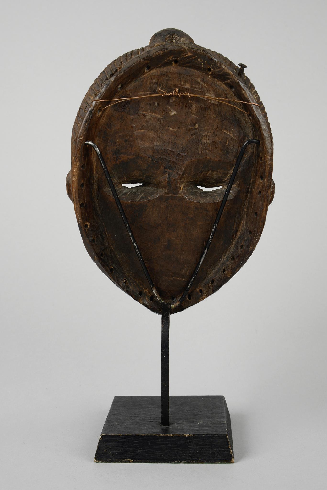 """Maske """"geh-naw"""" des """"chu-den-zo""""- Bundes"""