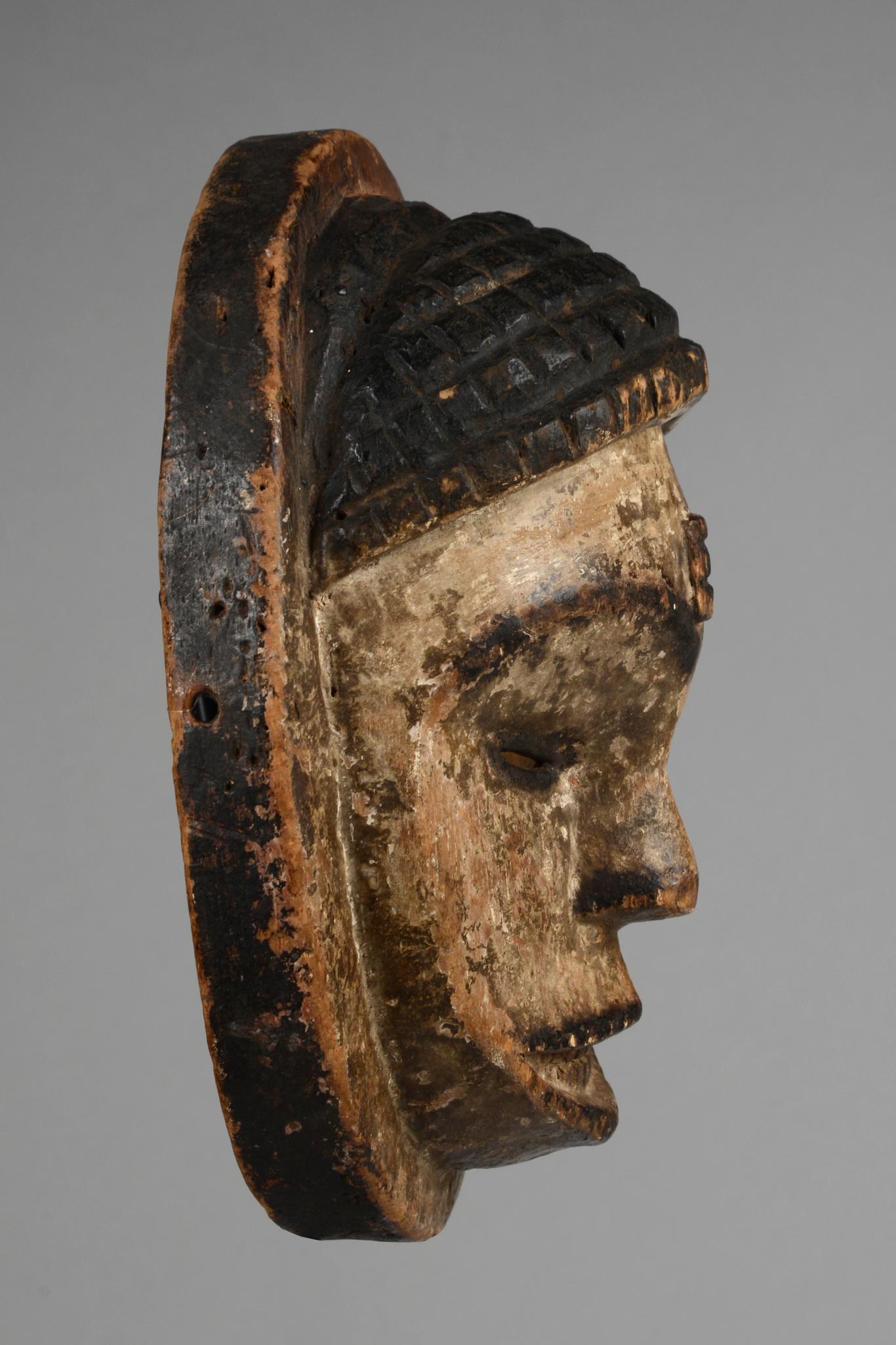 "Maske der ""ekpo""-Gesellschaft"