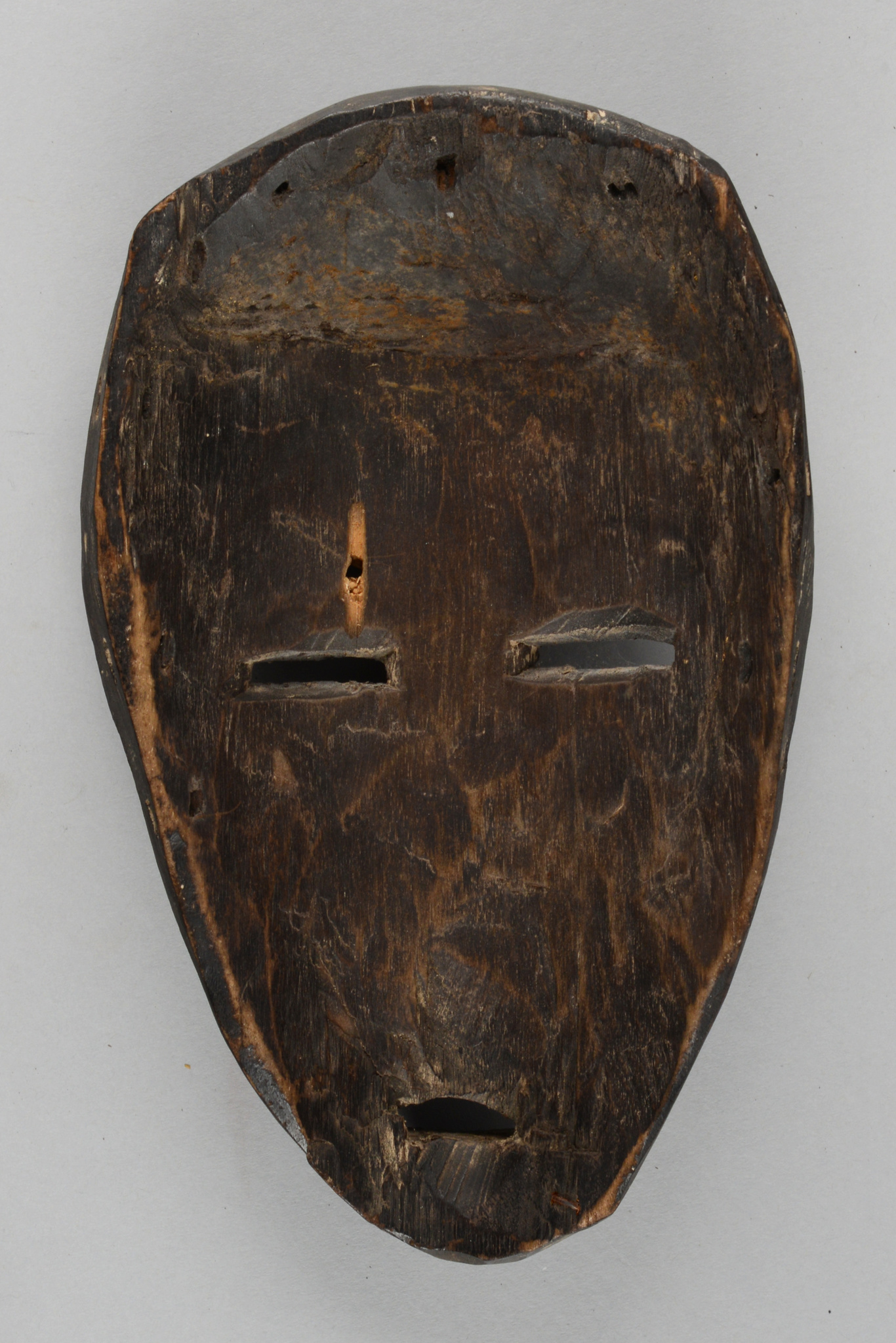 Anthropo-zoomorphic mask (monkey)