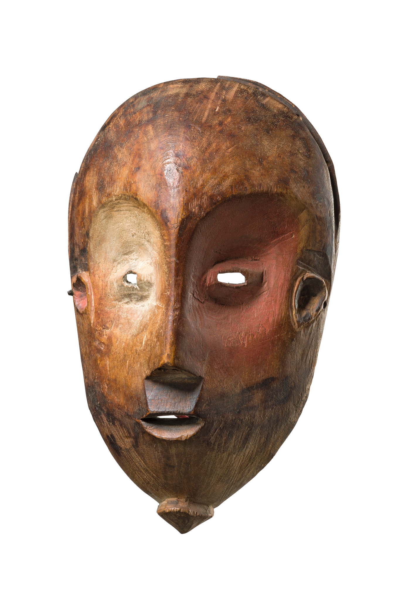 Anthropomorphic mask