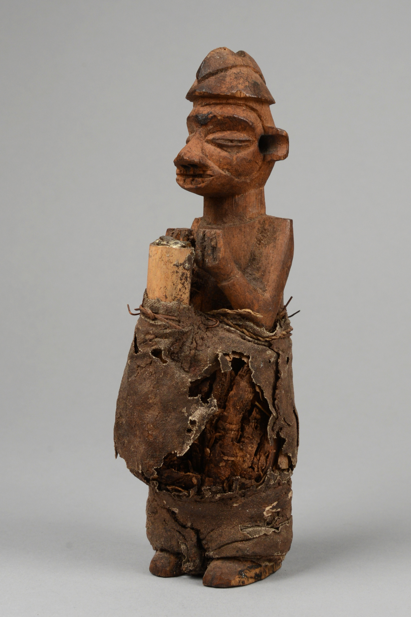 "Fetish figure ""biteki"", 19th/ 20th Century"
