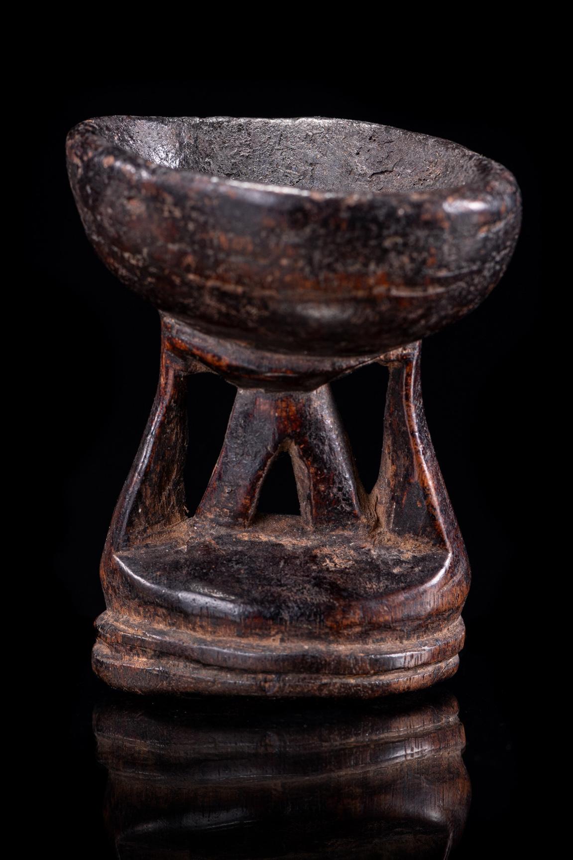 Betel nut mortar