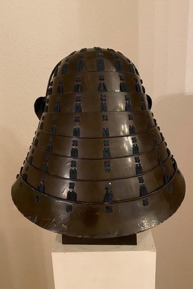 "Helmet ""kabuto"", Edo period"