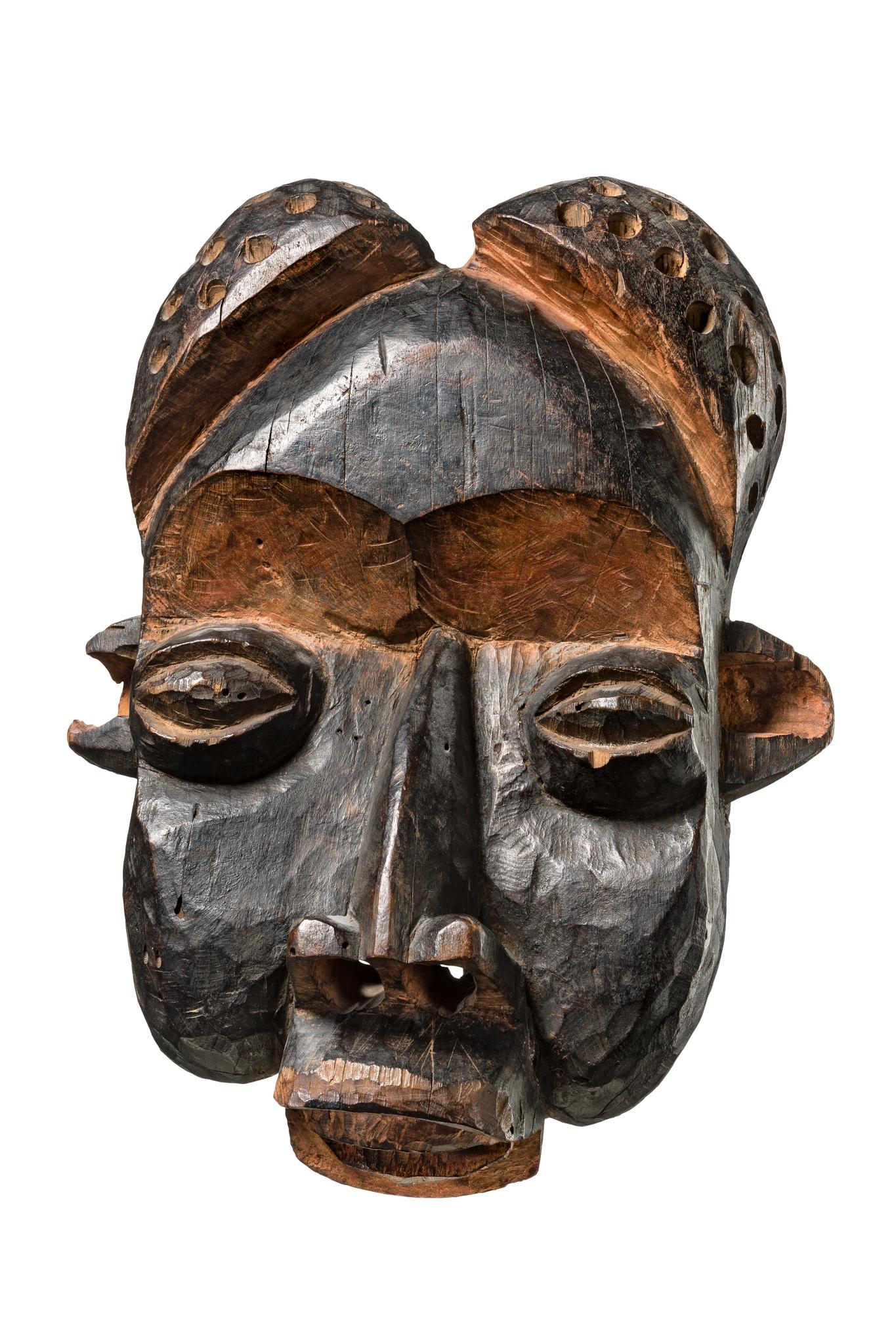 Anthropomorphic mask