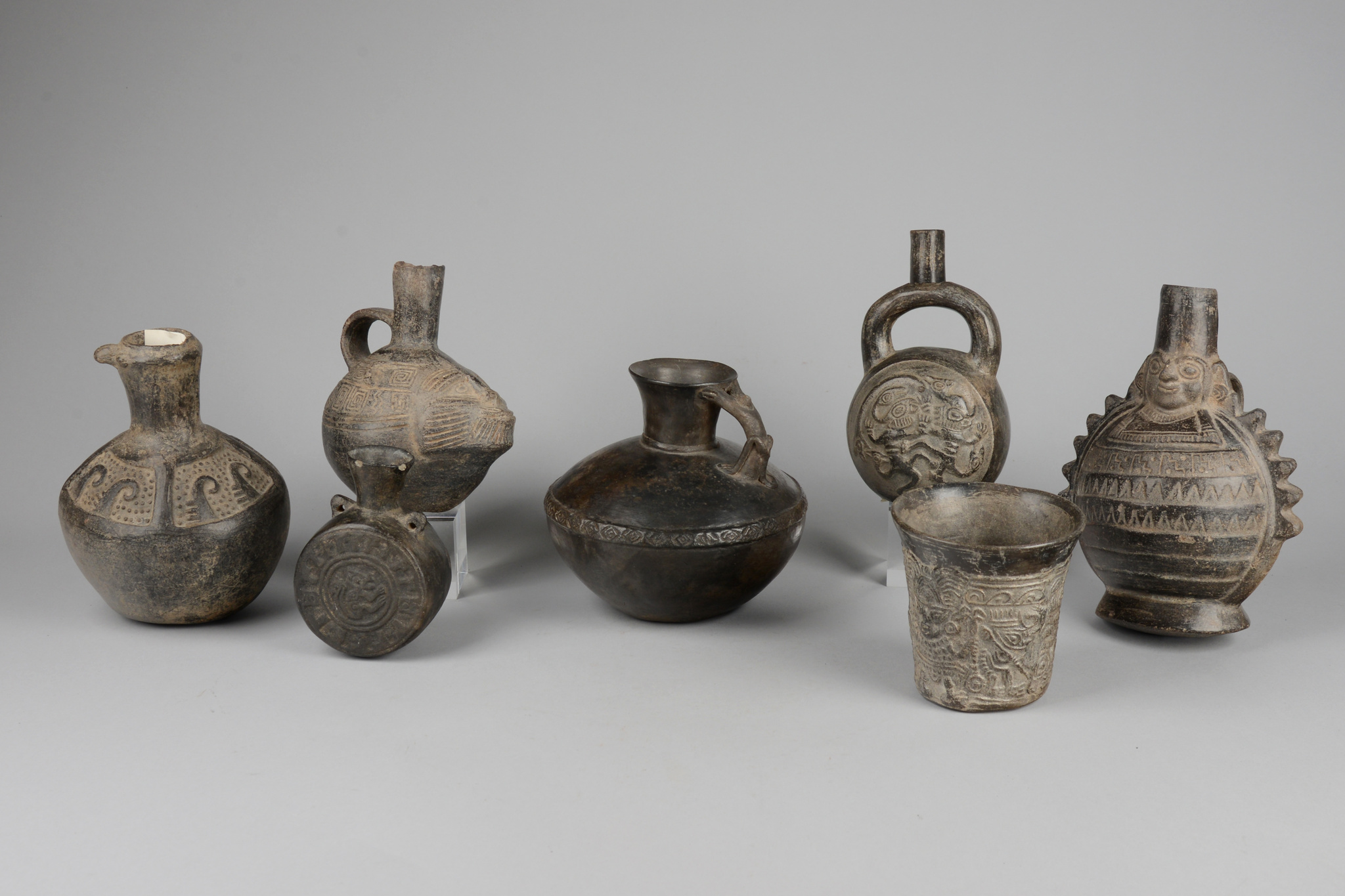 Group of receptacles