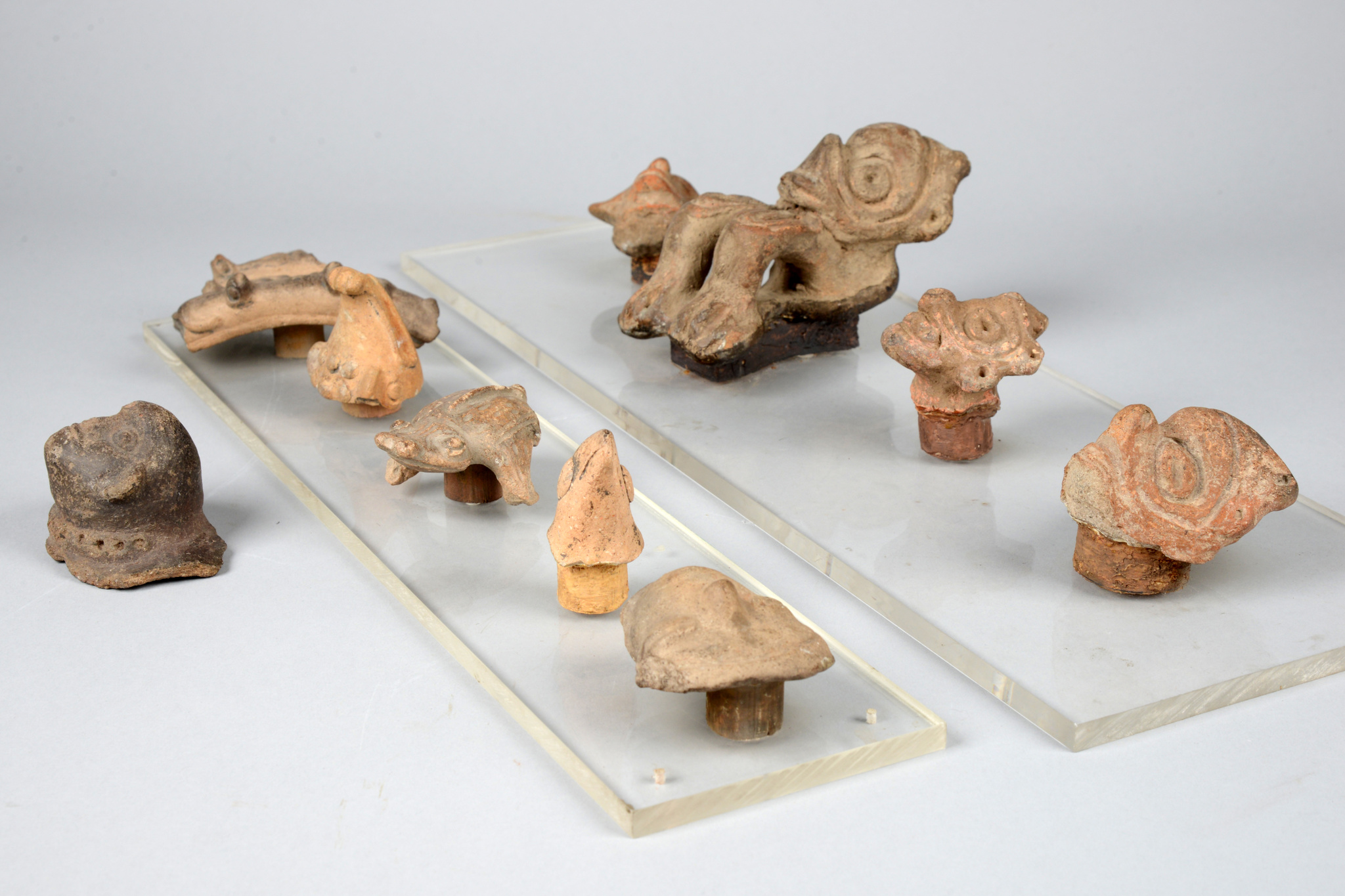 Various fragments
