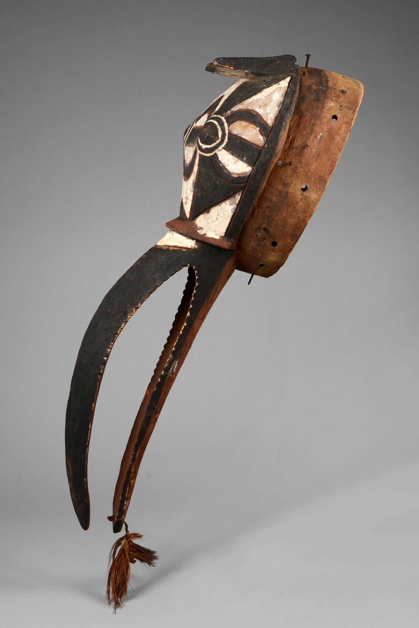 Hornbill mask