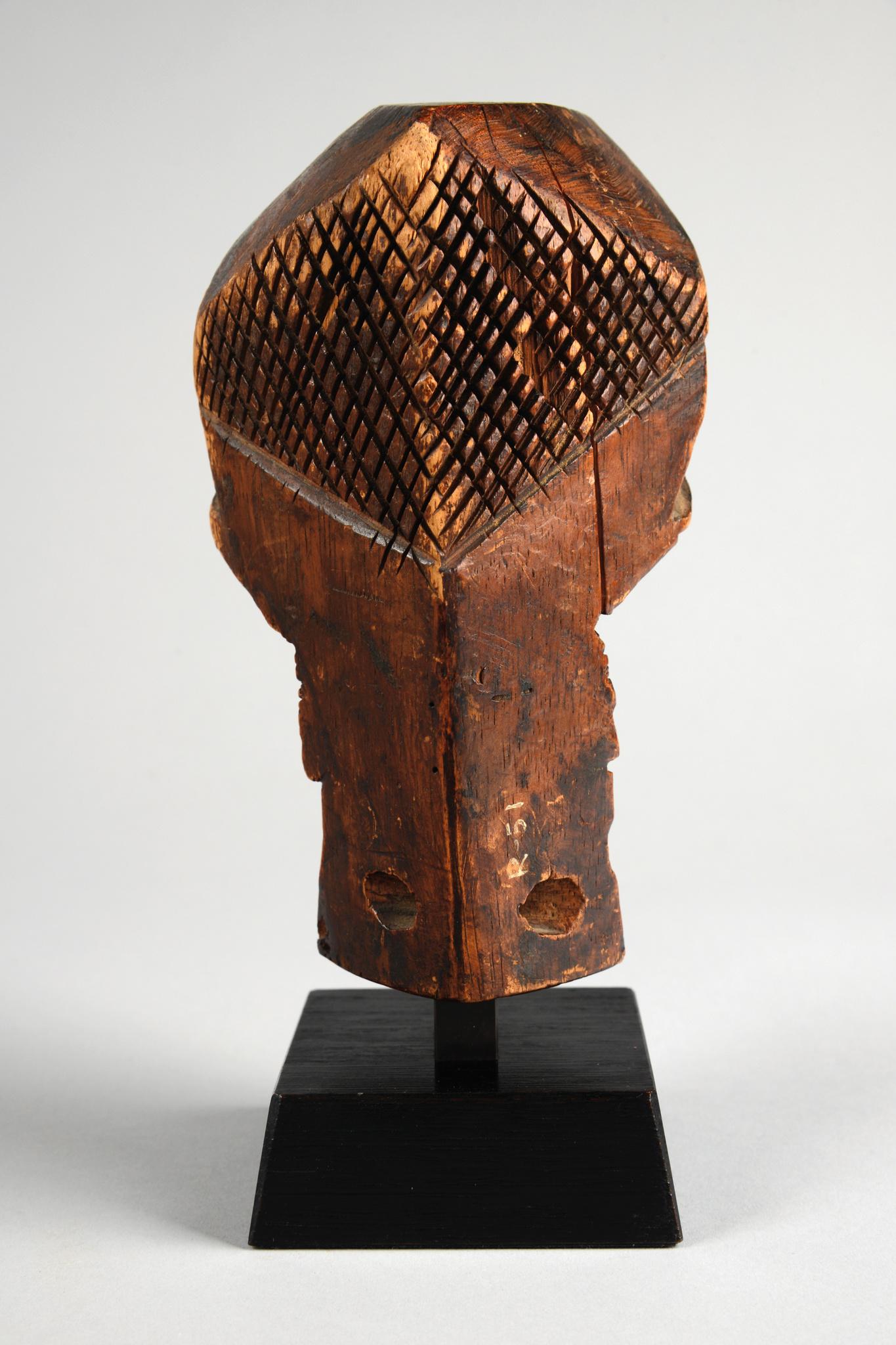 Rare harp head