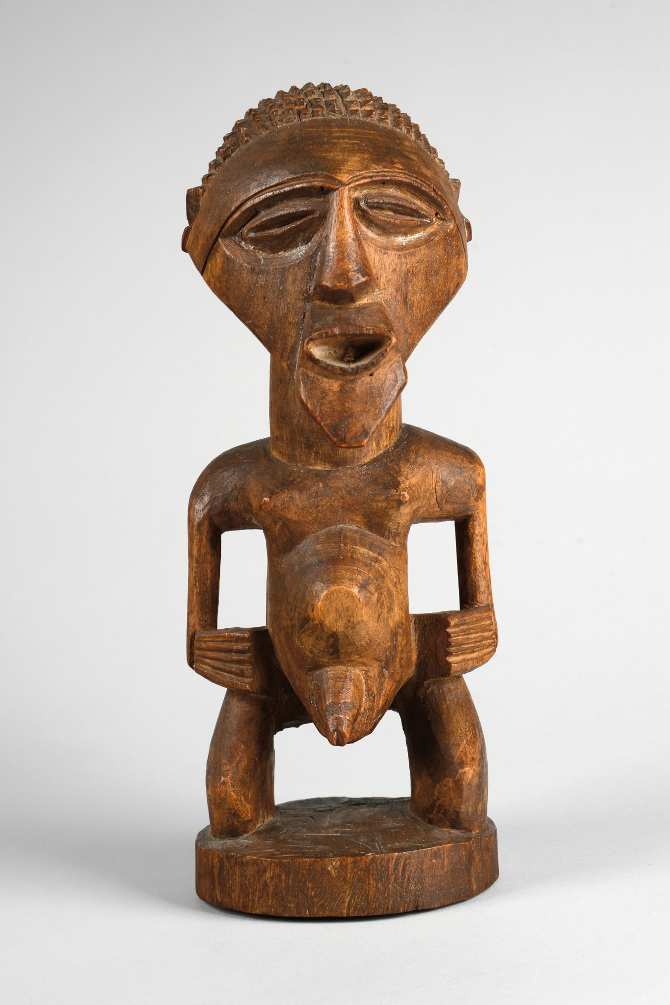 "Male power figure ""nkisi/ nkishi"""