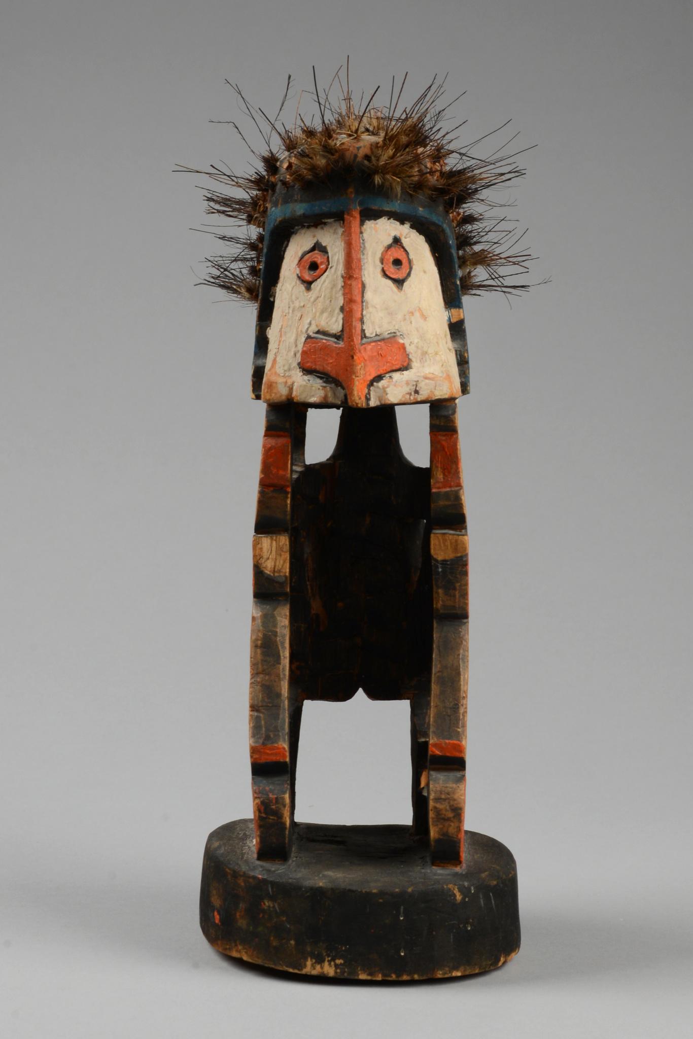 "Ancestor figure ""korwar"""
