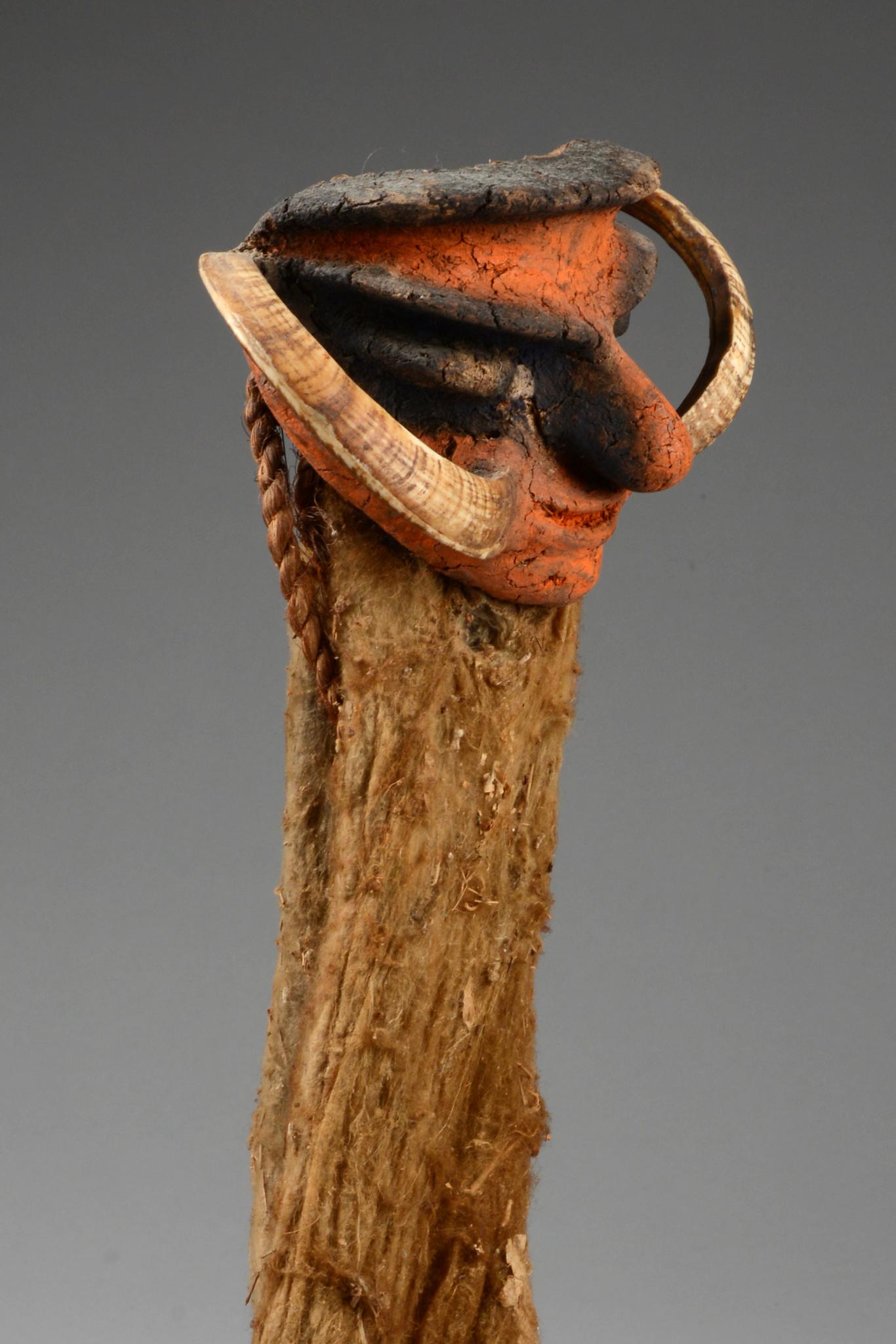 "Mask head ""temes maur"""