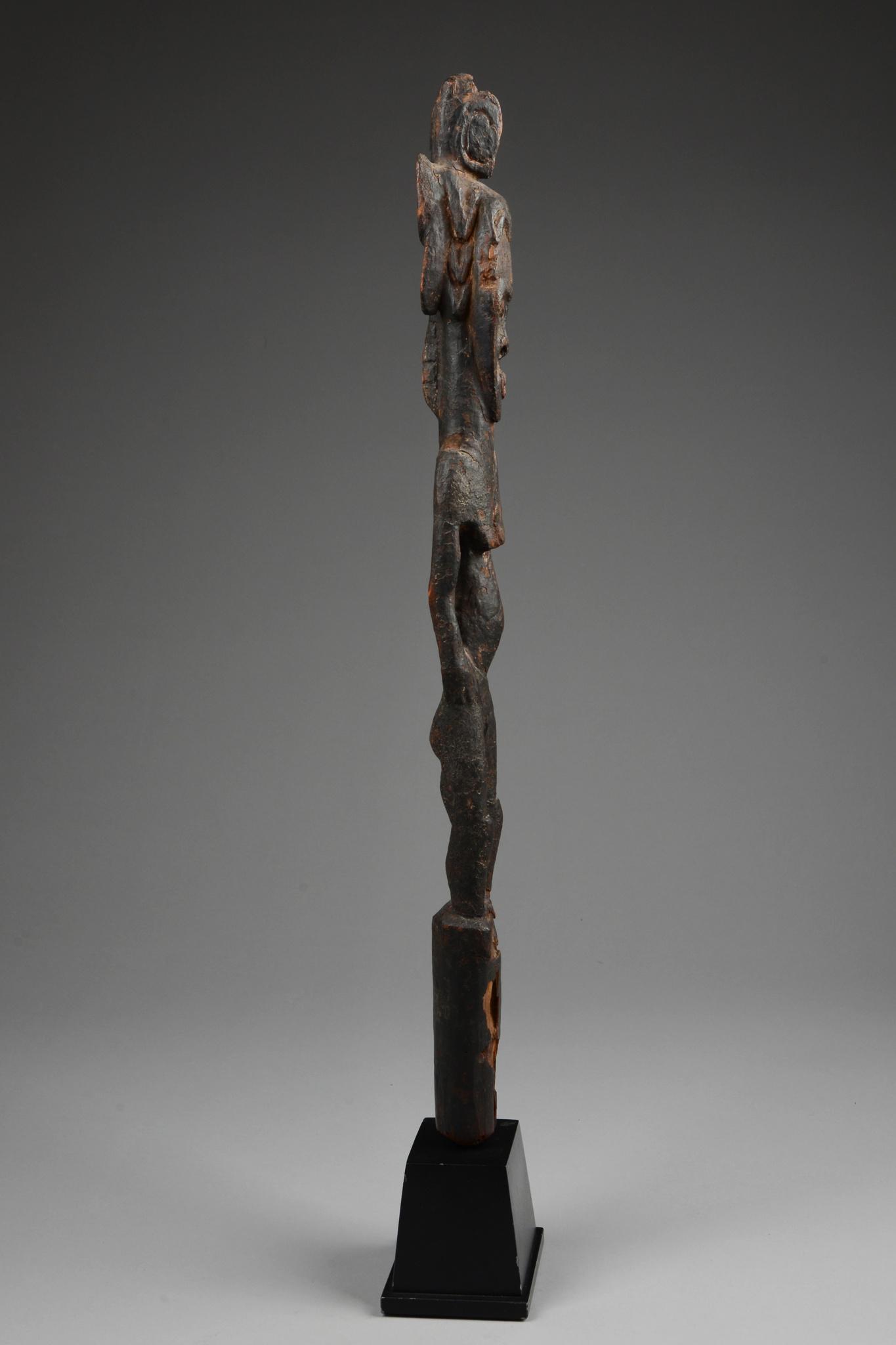 Figuraler Flötenstöpsel, um 1900