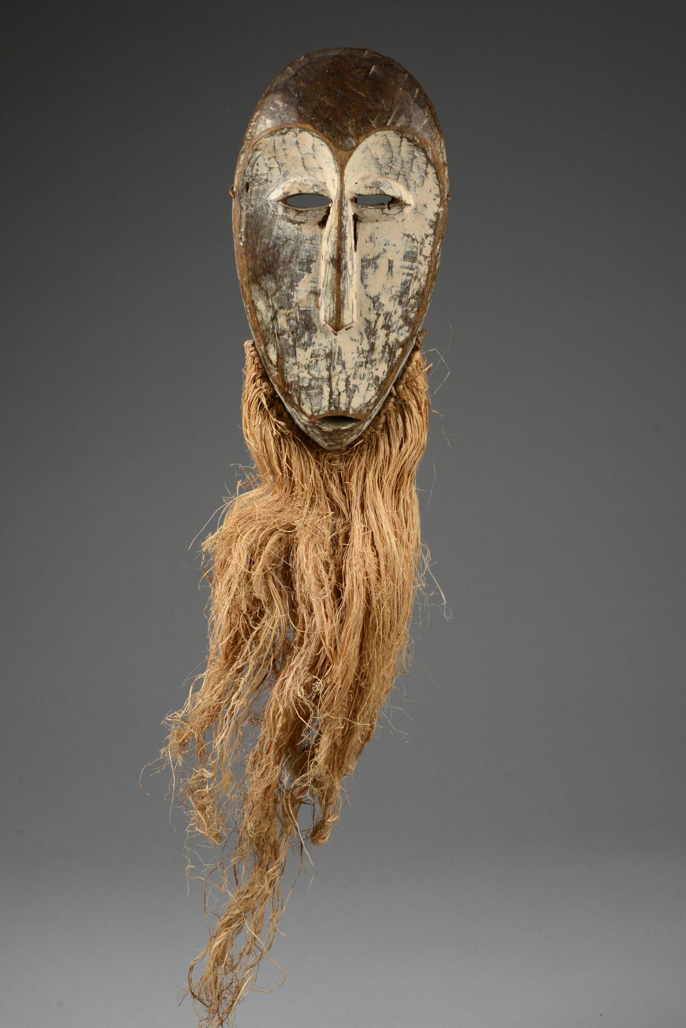 "Anthropomorphic mask ""lukwakongo"""