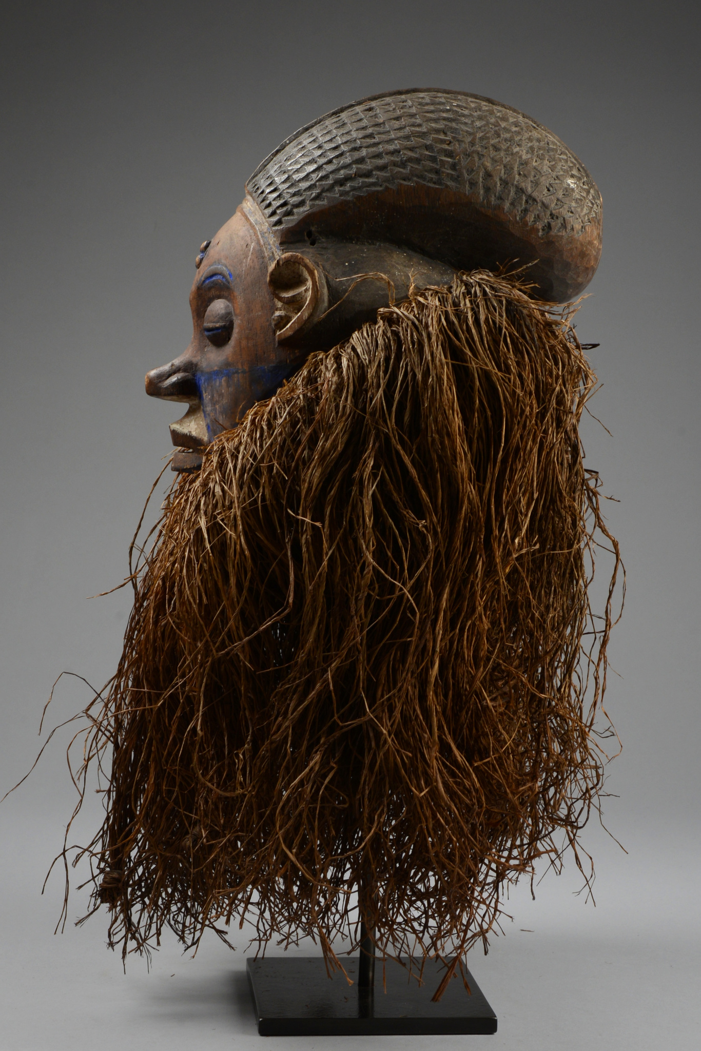 Anthropomorphic mask of outstanding quality