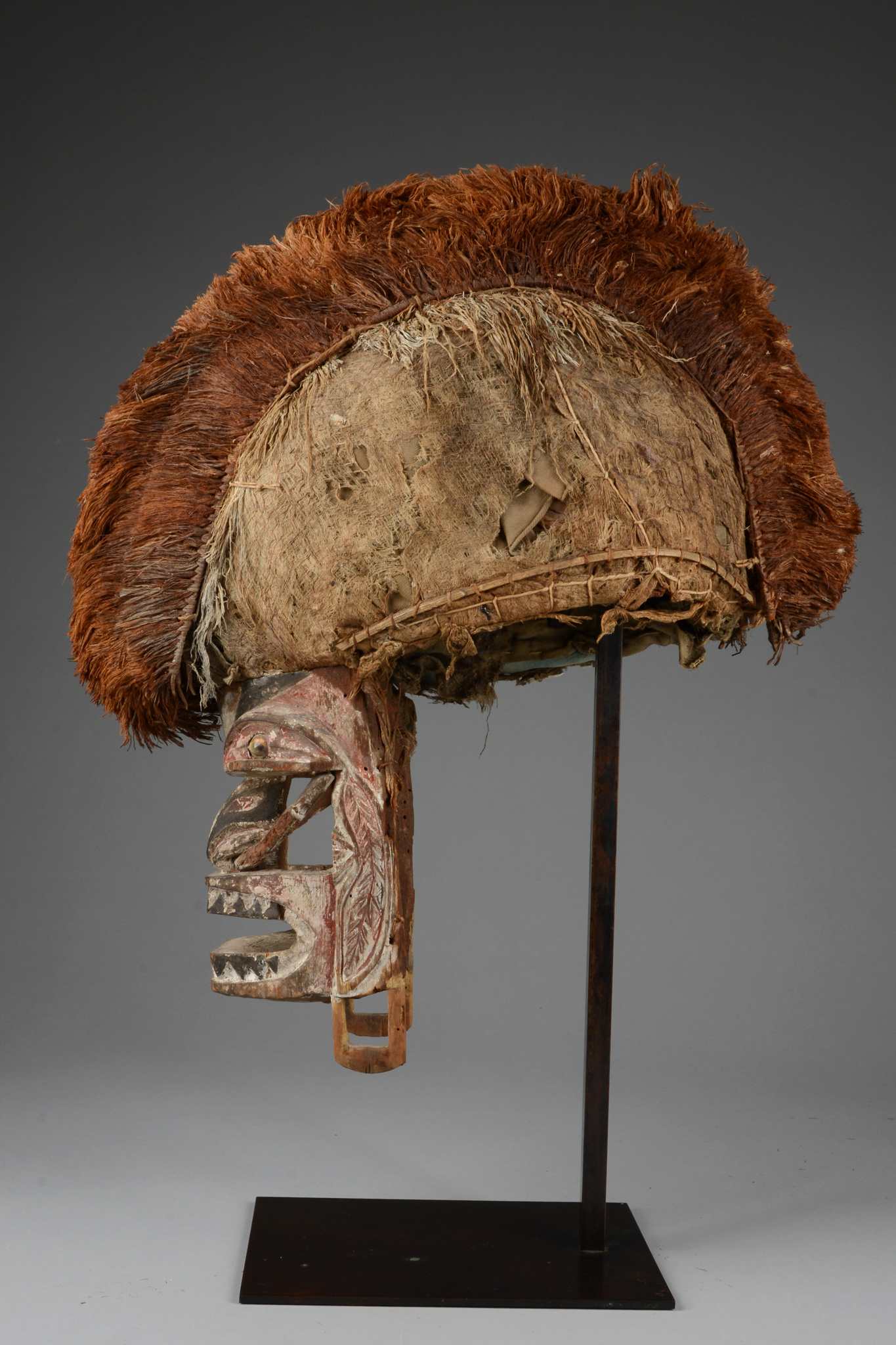 """Helmet mask """"tatanua"""""""