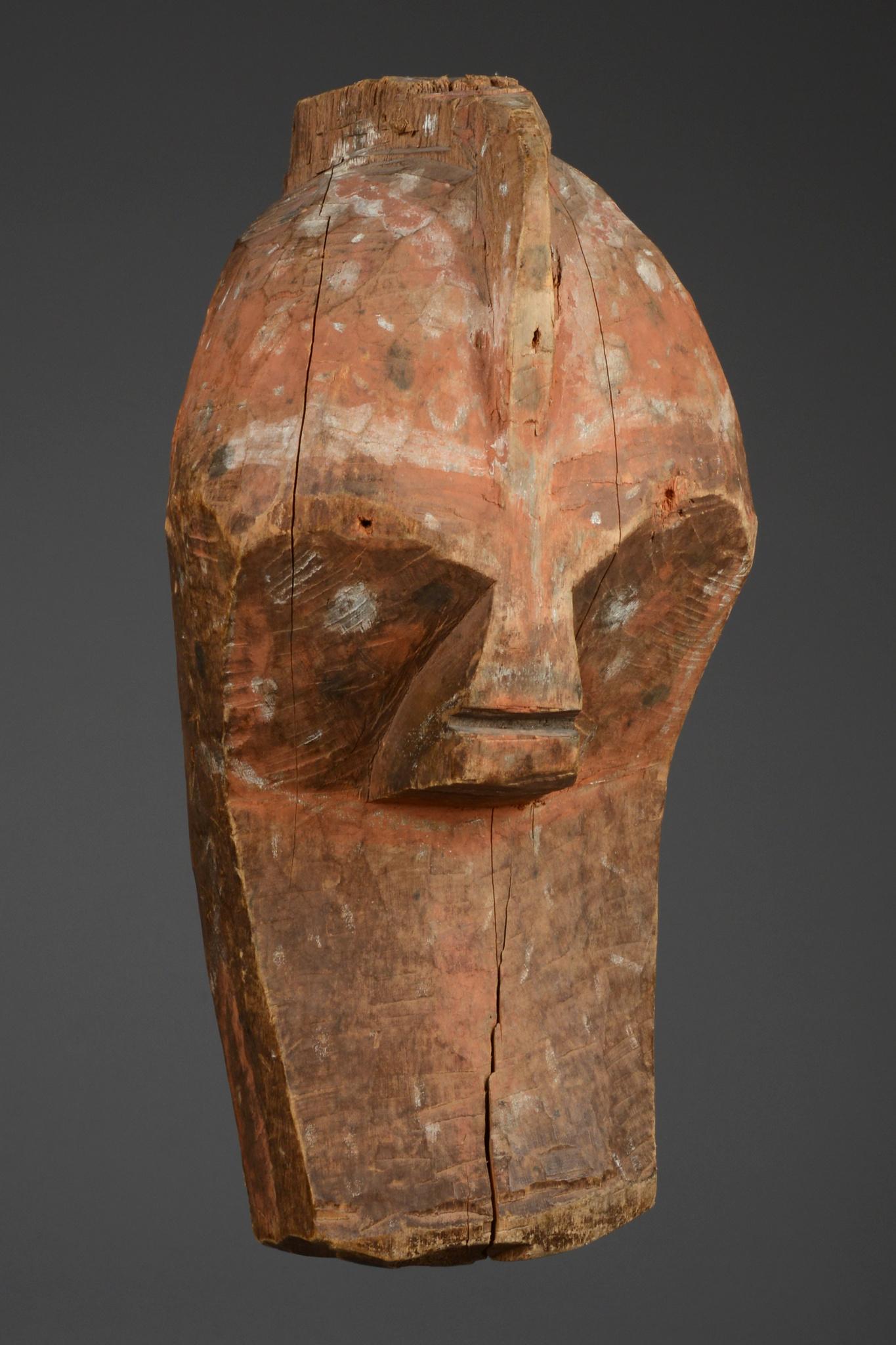 Cult house mask