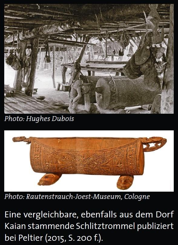 Large slit drum